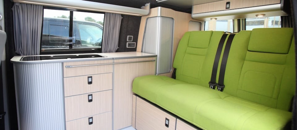 VW T6 FURNITURE CAMPER