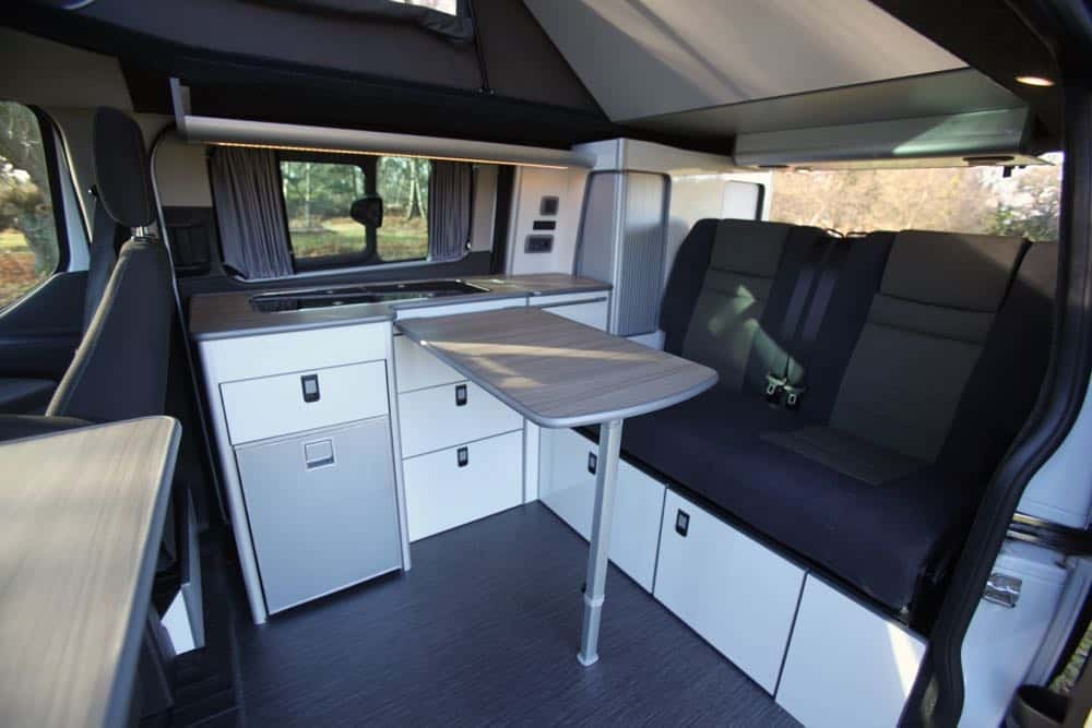 pro 2 5 ford custom short wheel base van evo design. Black Bedroom Furniture Sets. Home Design Ideas