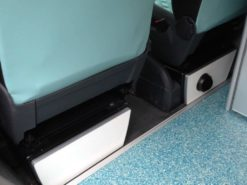 vw t5 seat panel back