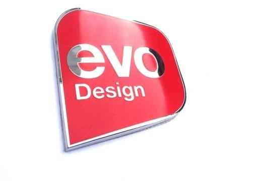 evo design badge hard enamel 45mm – 2