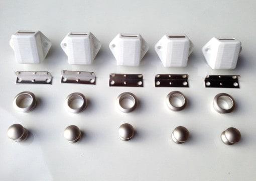 5 push locks – 1