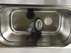 reimo city van sink for slim units