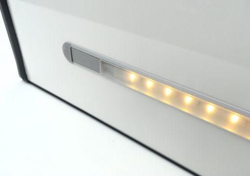 Led light over bed locker vw4
