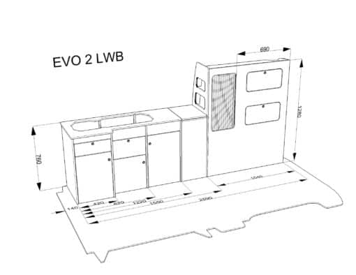 vw furniture diagram