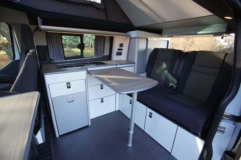 ford tourneo custom camper usato karmann neuheiten dexter. Black Bedroom Furniture Sets. Home Design Ideas