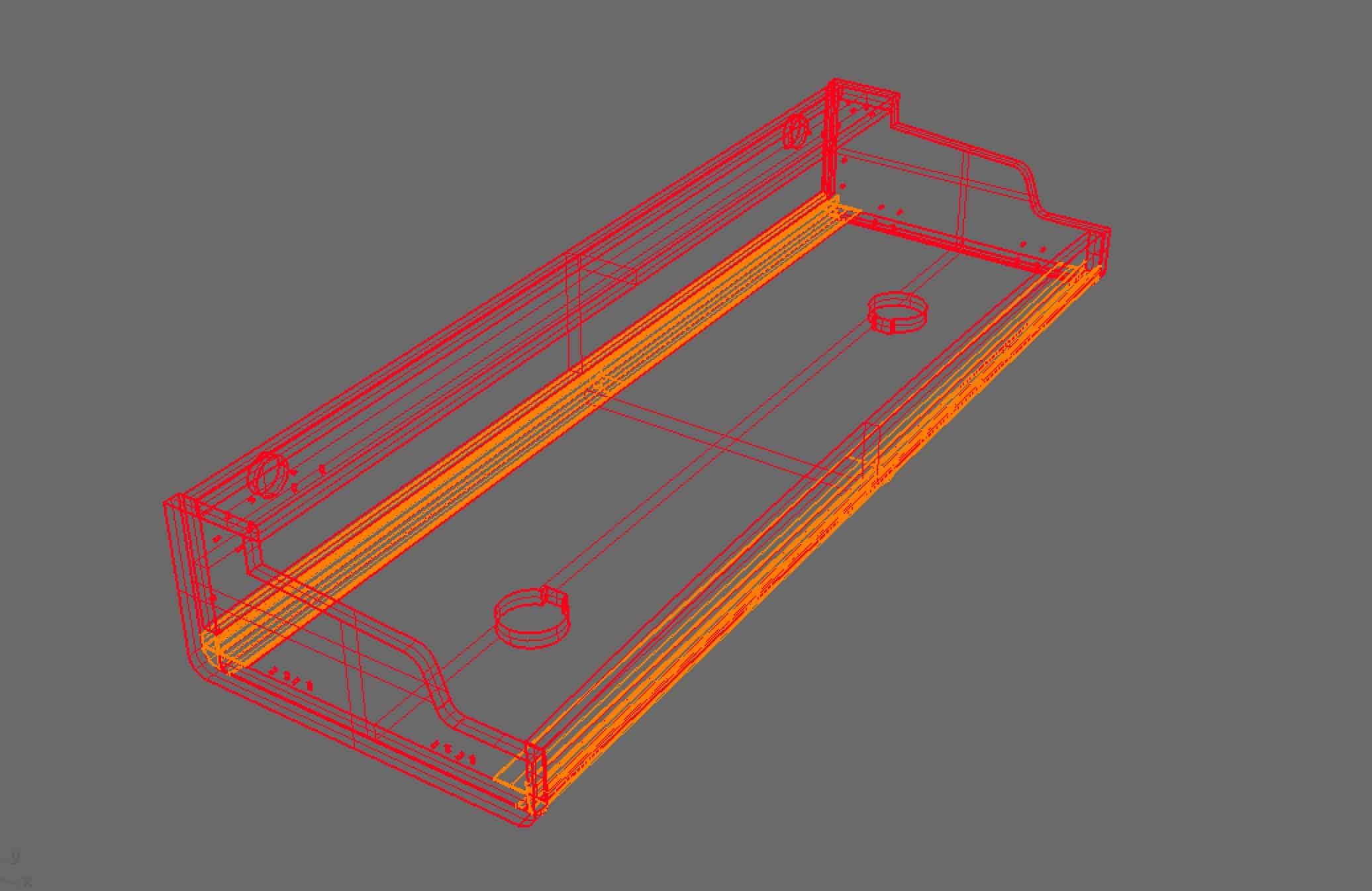 Over Bed Locker Vw Reimo Style Roof Full Width Q Evo