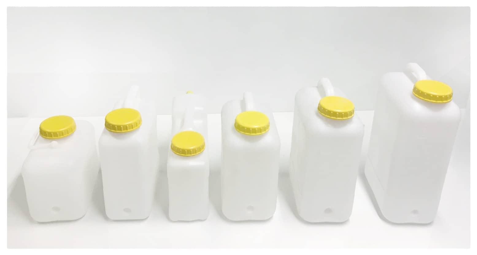 campervan water bottles