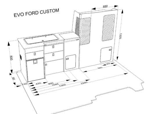 vw flat pack furniture