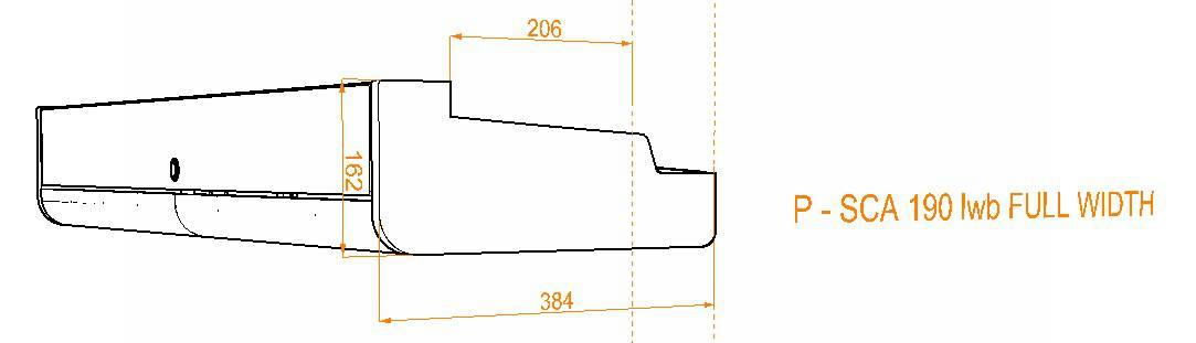 Evo Over bed locker diagram13
