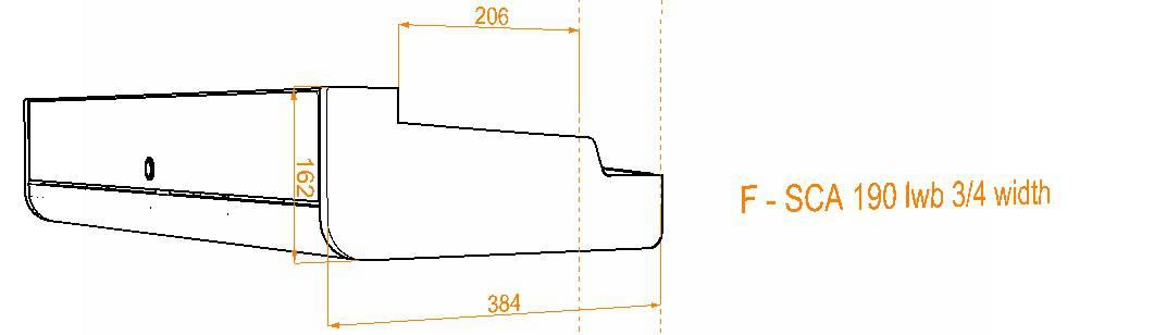 Evo Over bed locker diagram14
