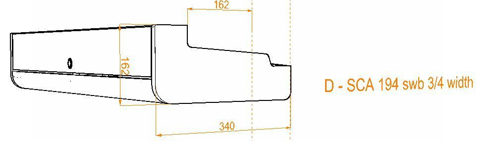 Evo Over bed locker diagram16