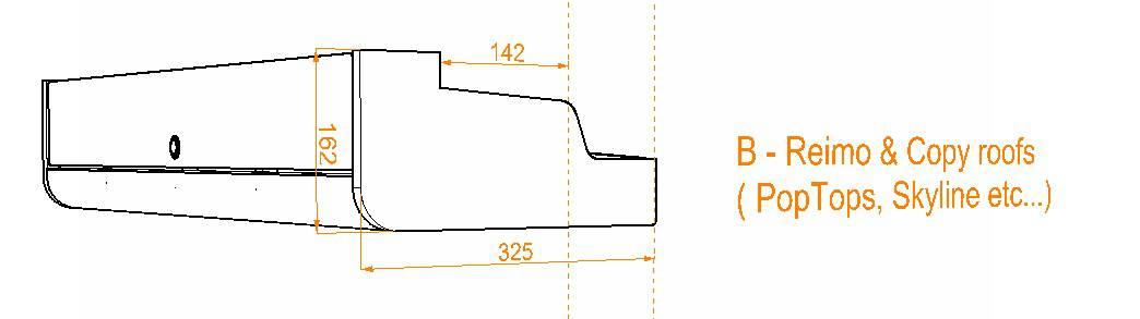 Evo Over bed locker diagram20